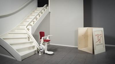 榮登紅點大獎舞台-Otolift樓梯升降椅