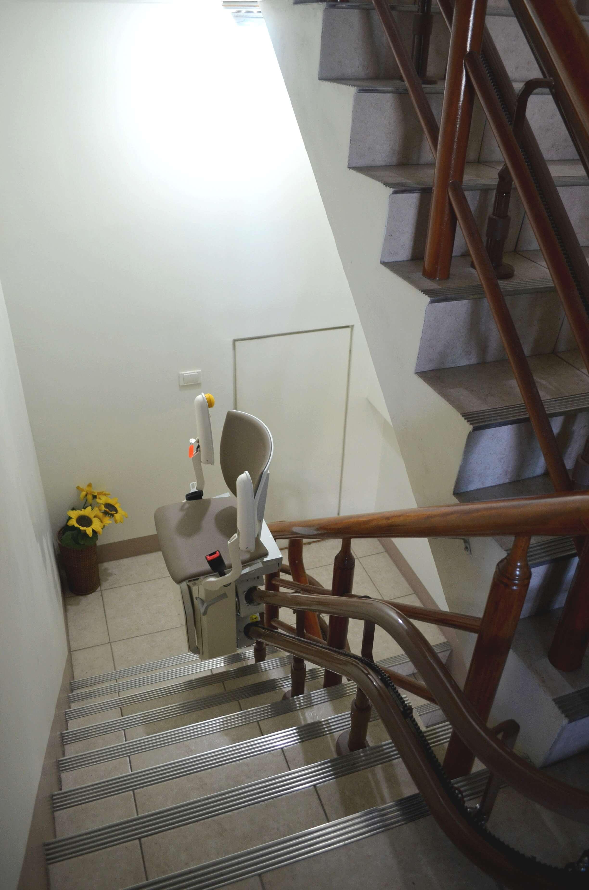 樓梯升降椅安裝