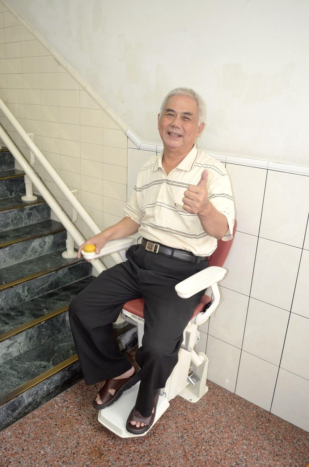 泓電樓梯升降椅