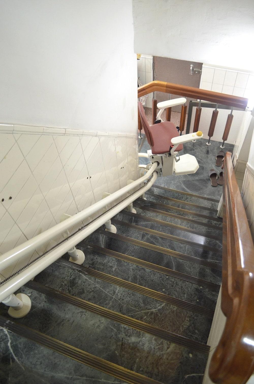 樓梯升降椅降低爬梯風險