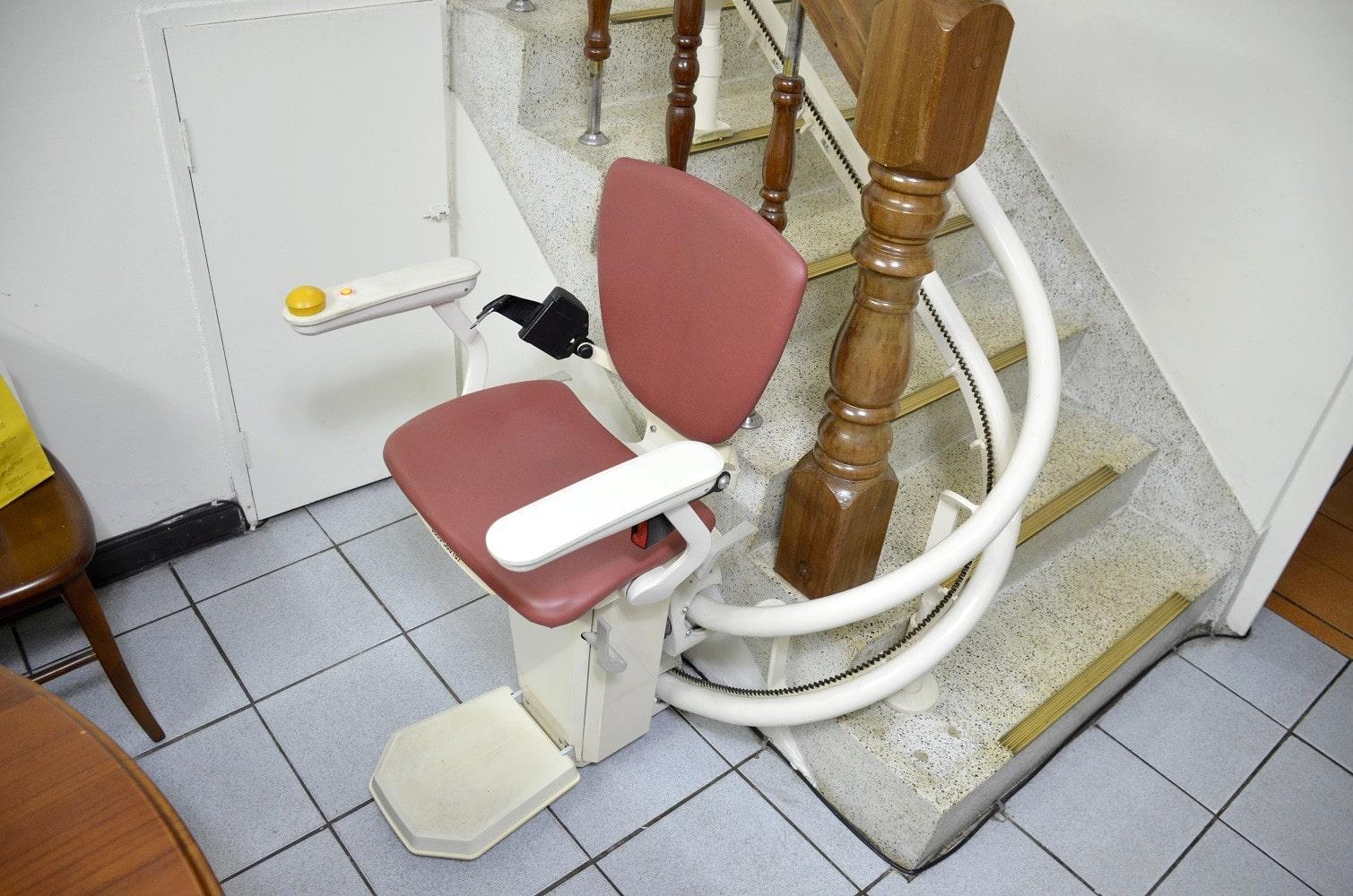 升降椅收摺方便不占空間