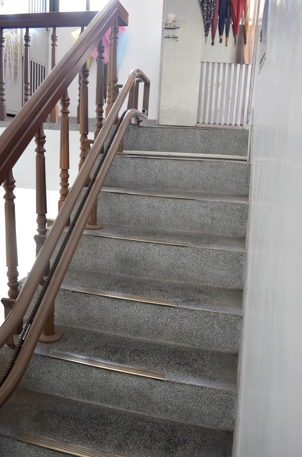 樓梯升降椅打造無障礙空間