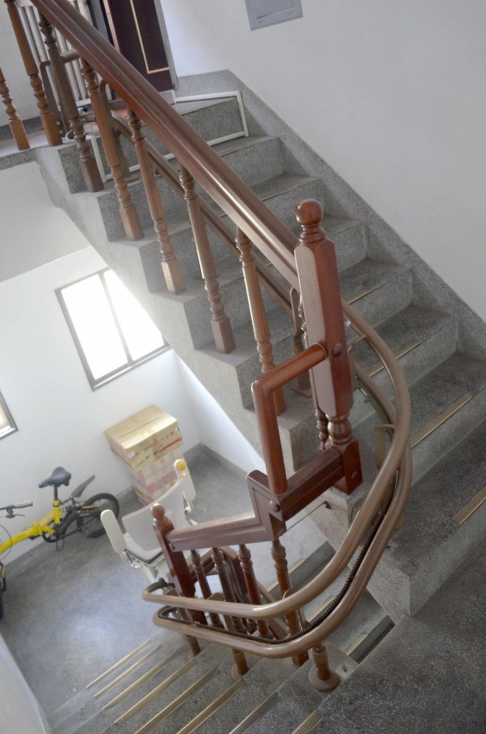 桃園樓梯升降椅安裝