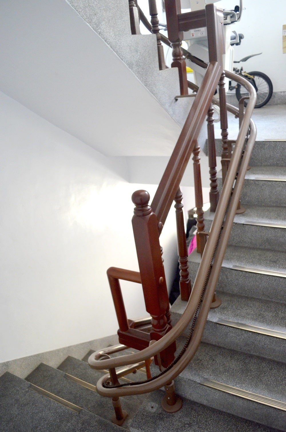 楊梅樓梯升降椅安裝