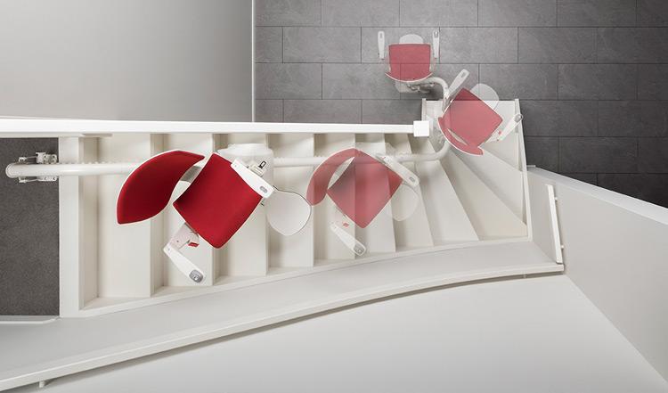 荷蘭OTOLIFT樓梯升降椅