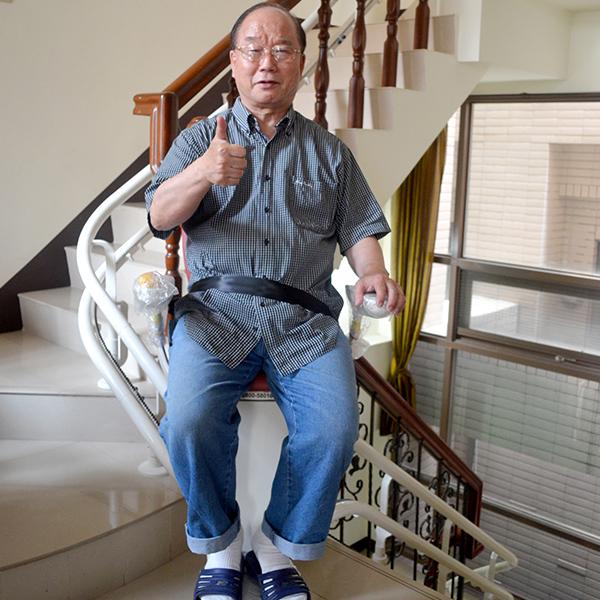 泓電讓雙腳超給力 上下樓梯輕鬆自如