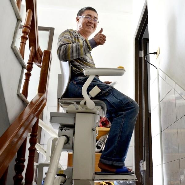 爬梯步步驚心?家裝升降椅安全不費力